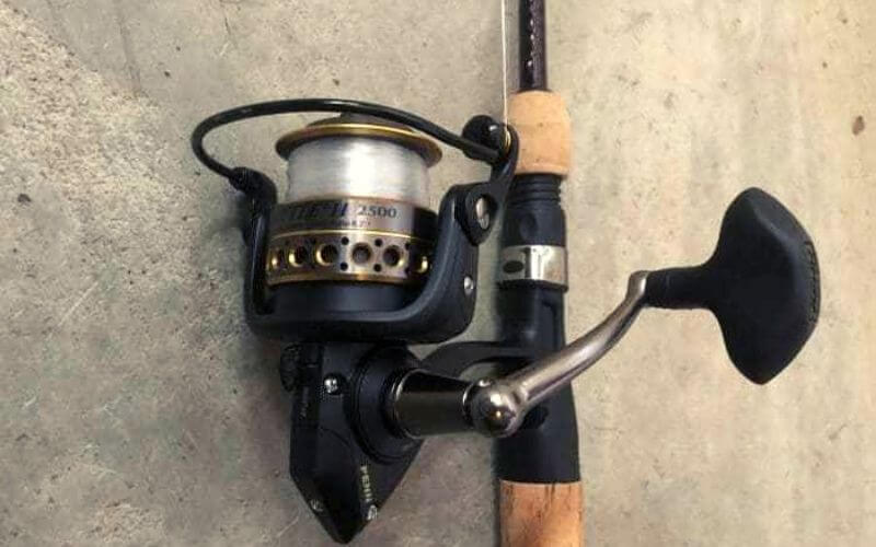 Penn Battle 2 Spinning Fishing Reel