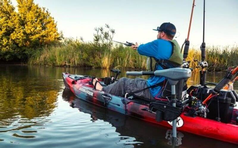 Trolling Motor For Kayak